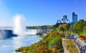 Niagara Falls in September